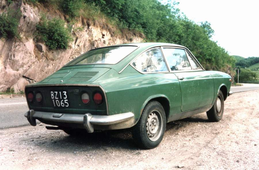 Fiat 850 Coupe